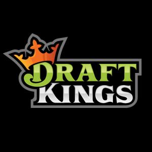Draftkings black logo