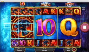 Dragon Spin Slot Paylines