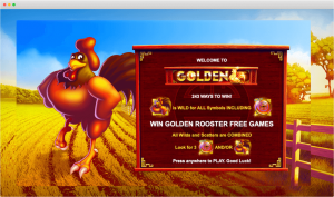 Golden Slot Info