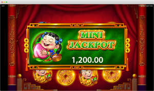 88 fortunes slot mini jackpot