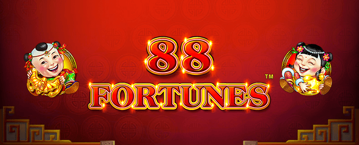 88 fortunes slot - Header Logo