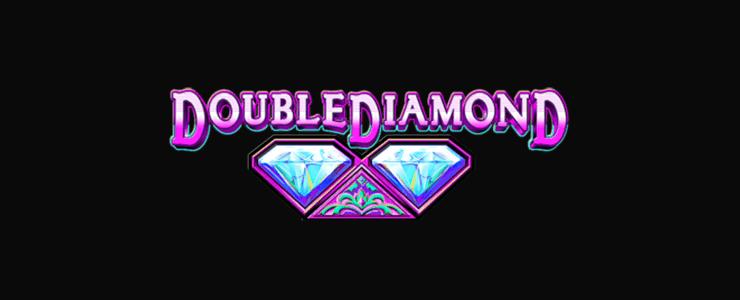 Double diamond slot - Header Logo