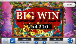 Lucky Tree Slot Big Win
