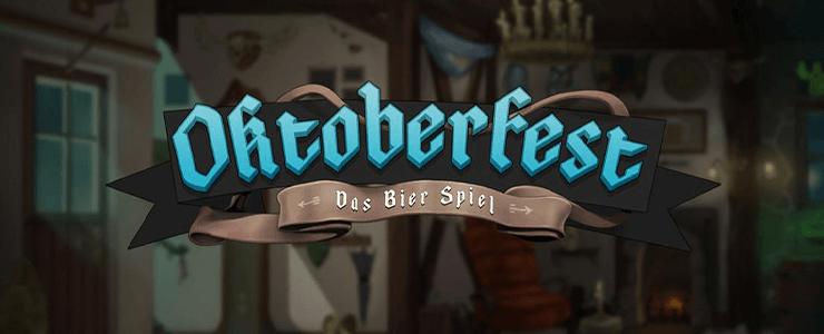 Oktoberfest Slot Logo