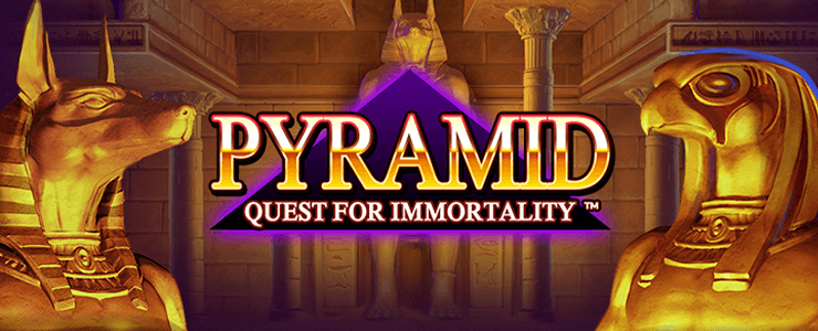 Pyramid Slot - Header Logo