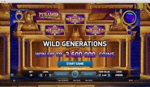 Pyramid Slot Wild