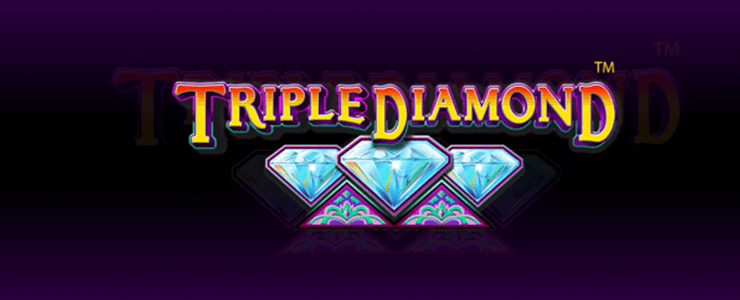 Triple diamond Header Logo