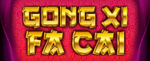gong xi fa cai - Header logo