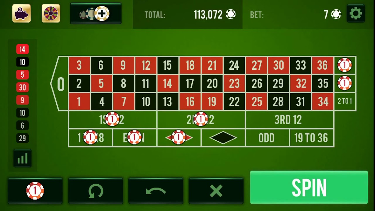 Best roulette betting pattern como minerar bitcoins android