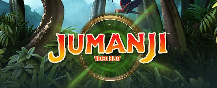 Jumanji Logo