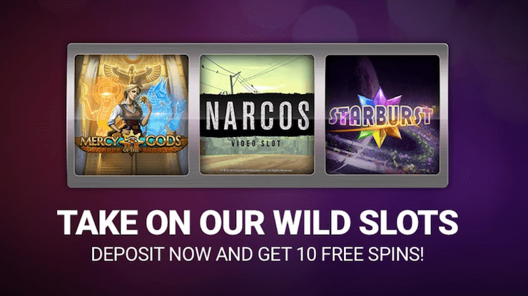 PartyCasino Free Spins Promo
