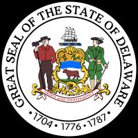 Delware Casino State Seal