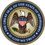 Seal of Mississippi Gambling