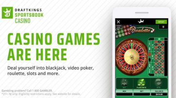 Draftkings slots casino games