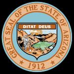 Online Gambling Arizona State Seal