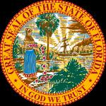 Online gambling Florida state seal