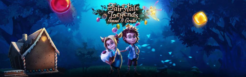 Fairytale Legends Hansel Gretel