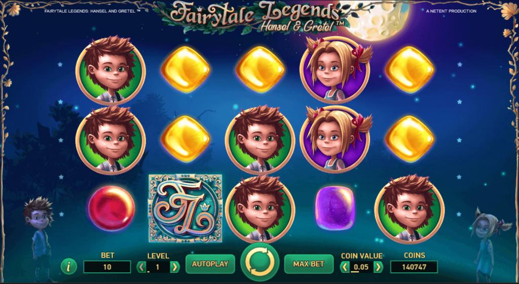 Fairytale Legends Hansel Gretel review