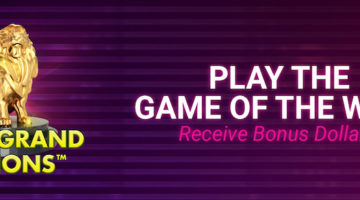 PartyCasino Game of the Week