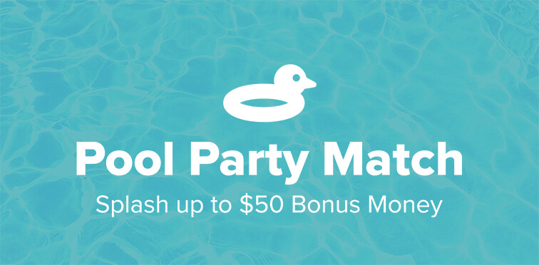 Pool Party Match Virgin Casino