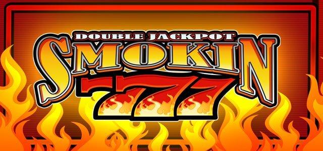 Double Smokin 777 Everi Slot