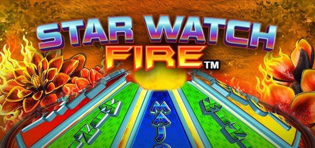 Star watch fire konami