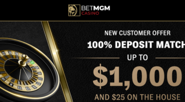 BetMGM Casino Online Offer