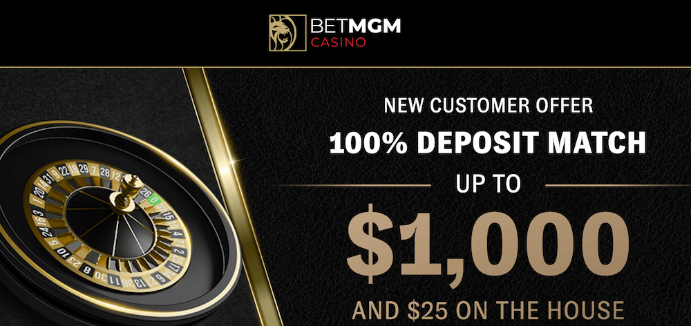 BetMGM Casino Online Offer