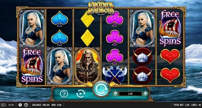 The Vikings Slot Review