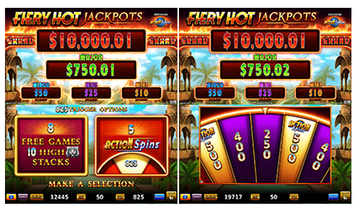 Fiery Hot Jackpots Golden India slot review
