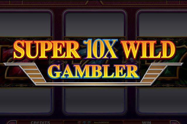 Super 10x Wild Gambler slot review