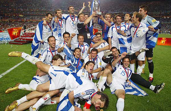 biggest odds upsets greece 2004