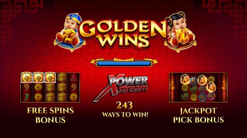golden wins slot review