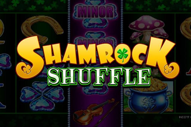shamrock shuffle slot review