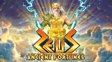 zeus ancient fortunes slot review