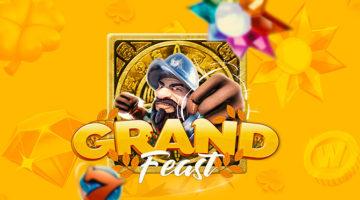 Virgin Casino Grand Feast Promo