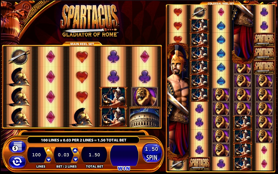 Are There Any Free Secure Sparticus Slots
