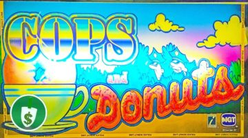 cops and donuts slot review