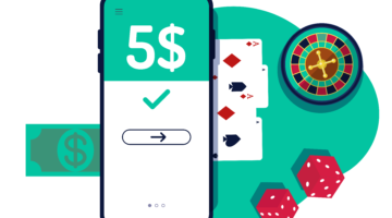 minimum deposit casino