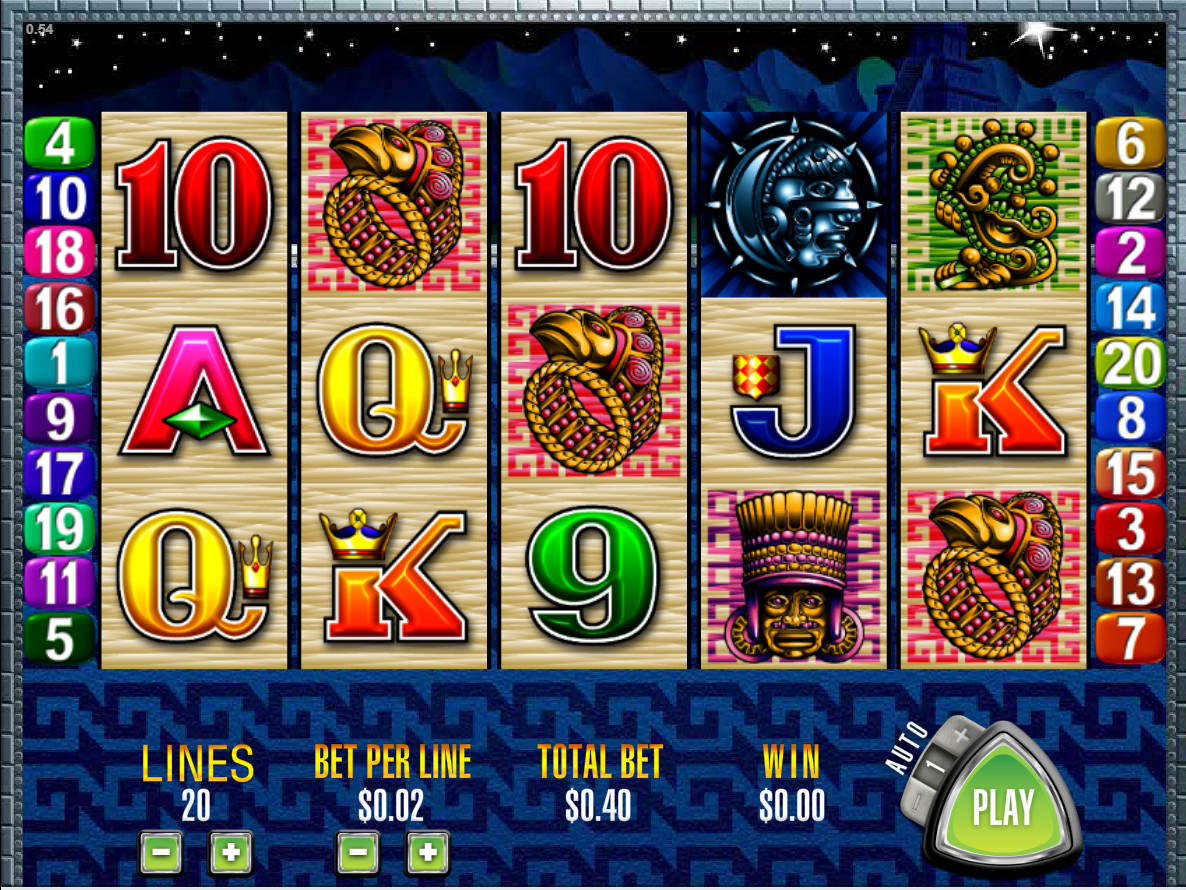 sun and moon slot review